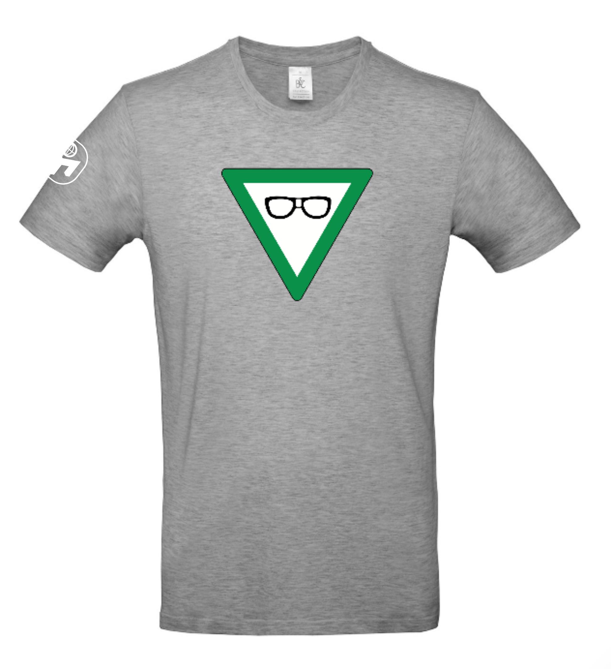 "T-Shirt Herren ""Nerdschutz"" Standard"