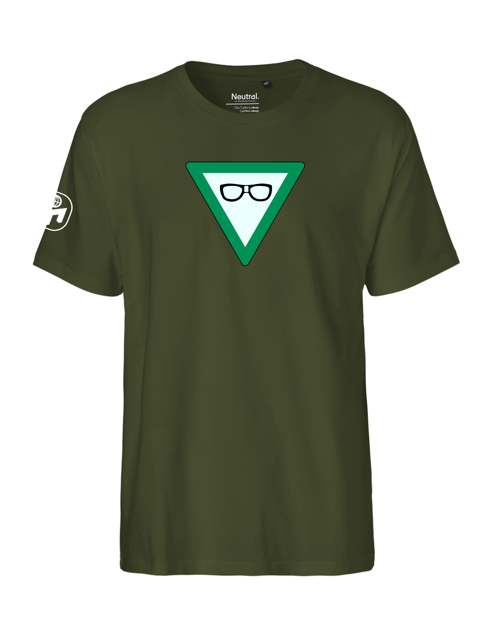 "T-Shirt Herren ""Nerdschutz"" Premium"